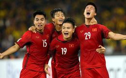 """Quang Hải, """"Song Đức"""" độc chiếm 2 cuộc đua của BTC AFF Cup 2018"""