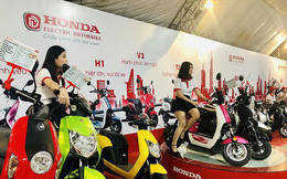 Honda Việt Nam phủ nhận việc bán xe máy điện Trung Quốc