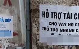 Hà Nội ra quân truy quét 'tín dụng đen'