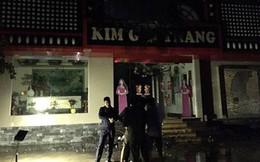 Hà Tĩnh: Cháy tại quán karaoke Kim Gia Trang, khách hát chạy tán loạn