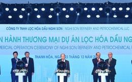 Thủ tướng dự Lễ vận hành thương mại dự án lọc hóa dầu quy mô 9 tỉ USD