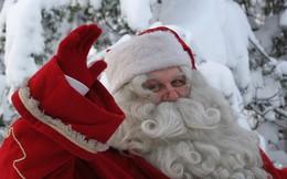 """""""Dù bạn là ai, ở đâu, địa vị sang hèn thế nào, nếu bên cạnh bạn có một đứa trẻ, hãy trở thành ông già Noel của chúng!"""""""