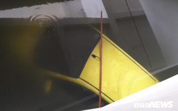 Hàng trăm ô tô, xe máy ngâm nước tại chung cư Hoàng Anh Gia Lai, ban quản lý tòa nhà chối bỏ trách nhiệm