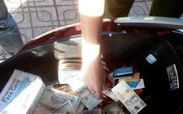 Tạm giữ đối tượng cắt ghép tiền để lừa đảo
