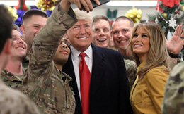 Chuyến đi chưa từng có tiền lệ của Tổng thống Trump