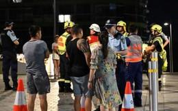 Australia di tản dân sau khi tòa nhà 38 tầng có dấu hiệu nứt