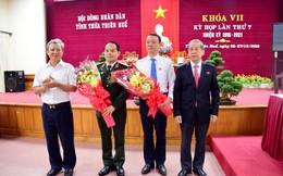 Thủ tướng phê chuẩn bầu ông Phan Thiên Định làm Chủ tịch UBND tỉnh Thừa Thiên Huế
