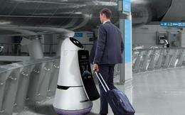 LG muốn dùng robot trong khách sạn, sân bay và siêu thị, kỷ nguyên con người sống chung với người máy đã tới gần?