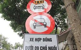 Giám đốc Sở Giao thông Hà Nội nói gì về cấm đường Uber, Grab?