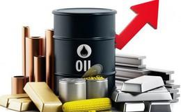 Thị trường ngày 10/1: Giá dầu tăng 5%, cao su cao nhất 7 tháng, palađi đạt đỉnh mới