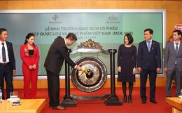 8,8 triệu cổ phiếu VHE chính thức chào sàn HNX