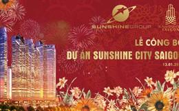 Gần 2.000 khách hàng chen chân tham dự Lễ công bố dự án Sunshine City Sài Gòn
