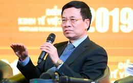 Bộ trưởng Nguyễn Mạnh Hùng: Số hoá nền kinh tế là cuộc cách mạng chính sách nhiều hơn là công nghệ!