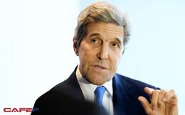 Thông điệp của cựu Ngoại trưởng Hoa Kỳ John Kerry và lời hứa với Việt Nam
