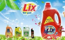 Bột giặt LIX báo lãi 187 tỷ đồng, mới hoàn thành 93% kế hoạch năm