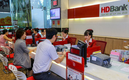 Đến lượt HDBank báo lãi kỷ lục với hơn 4.000 tỷ, tăng gần 66% so với 2017