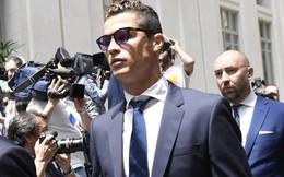 Chính thức: Cristiano Ronaldo nhận án tù treo và khoản phạt khủng vì trốn thuế