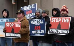 Cuộc sống của nhiều người dân ở Mỹ đi đến bế tắc vì chính phủ đóng cửa