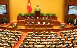 Nhân sự 2 cơ quan của Quốc hội
