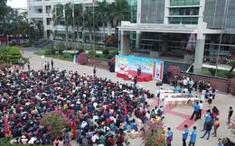 1.300 sinh viên được hỗ trợ về quê đón tết