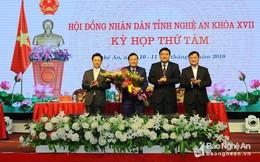 Thủ tướng phê chuẩn kết quả bầu bổ sung Phó Chủ tịch UBND tỉnh Nghệ An