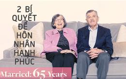 Bí mật để hôn nhân hạnh phúc là gì? Cặp vợ chồng kết hôn 65 năm trả lời chỉ 2 từ khiến ai cũng gật đầu công nhận