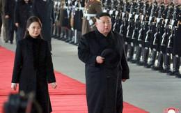 Ông Kim Jong Un bất ngờ thăm Trung Quốc ngay trước cuộc gặp tiềm năng với ông Trump