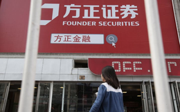 Cổ phiếu này tăng 34%, trở thành ngôi sao trên thị trường chứng khoán ảm đạm của Trung Quốc nhưng không ai biết vì sao nó tăng