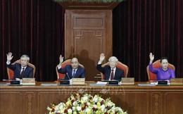 Chủ tịch QH Nguyễn Thị Kim Ngân điều hành phiên họp Hội nghị Trung ương 11