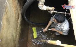 Hà Nội bắt đầu súc xả các bể nước nhiễm Styrene