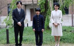 Tiểu hoàng tử gánh vác vận mệnh hoàng gia Nhật