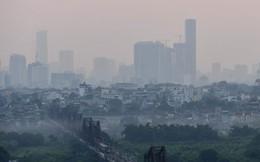 Thứ trưởng Bộ TNMT: Thông tin trên các trang mạng về chất lượng không khí chỉ mang tính chất tham khảo, người dân có thể xem thông số chính thức trên trang của Bộ