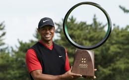 Vô địch ZOZO Championship đầy thuyết phục, Tiger Woods san bằng kỷ lục huyền thoại Sam Snead nắm giữ suốt 54 năm qua
