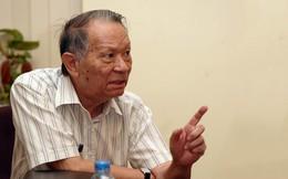 GS.TSKH Nguyễn Quang Thái: Nếu thấy cái gì thế giới hay cũng về áp dụng, Việt Nam sẽ biến thành lực sĩ nhưng mặt hoa, da phấn!
