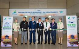 Báo Hàn: Chuyến bay thường lệ kết nối Đà Nẵng – Incheon của Bamboo Airways thành công ngoài mong đợi