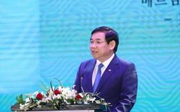 Chủ tịch BIDV Phan Đức Tú: Keb Hana sẽ giữ cổ phần BID ít nhất 5 năm, hỗ trợ BIDV không giới hạn trong 6 lĩnh vực quan trọng