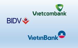 "Vietcombank, BIDV liên tiếp đón tin vui, VietinBank ""lặng lẽ chờ thời"""