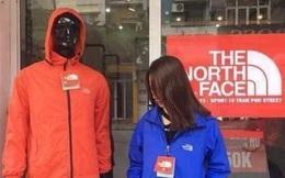 Thương hiệu thời trang The North Face chưa có nhà phân phối chính hãng tại Việt Nam