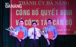 Đà Nẵng bổ nhiệm nhiều lãnh đạo chủ chốt
