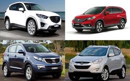 Một số mẫu xe SUV cũ nổi bật trong tầm giá 600 triệu đồng