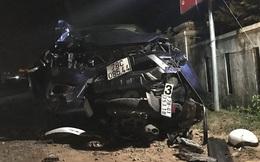 Tài xế say xỉn điều khiển ô tô gây tai nạn kinh hoàng, 4 người chết, 3 người nguy kịch