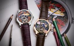 Thương hiệu đồng hồ dành cho giới thượng lưu cùng lúc cho ra mắt 11 mẫu đồng hồ điểm chuông độc đáo
