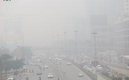 Quét rác mặt đường cũng là nguyên nhân phát thải ô nhiễm không khí