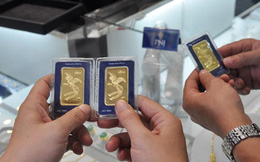 Giá vàng trong nước vọt lên 42,3 triệu đồng/lượng
