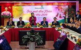 Chủ tịch Quốc hội Nguyễn Thị Kim Ngân: Mong Vietcombank tiếp tục đạt nhiều thành công rực rỡ
