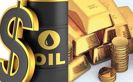 Thị trường ngày 16/2: Giá dầu và vàng tiếp tục tăng mạnh
