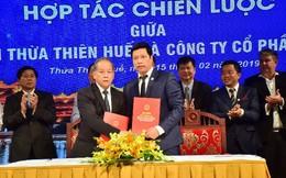 Văn Phú – Invest trở thành đối tác chiến lược của tỉnh Thừa Thiên – Huế