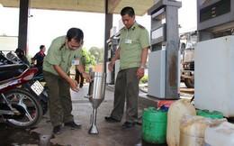 Hơn 2.000 lít xăng Ron A95-III kém chất lượng được bán ra thị trường