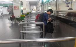 Hà Nội: Đến giờ xuất bến chiều 27 Tết, nhiều xe chỉ có một khách