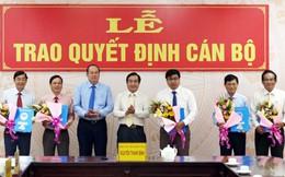 An Giang bổ nhiệm lại một số Phó Giám đốc Sở